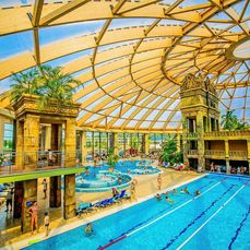Hotel Aquaworld Resort**** Budapešť