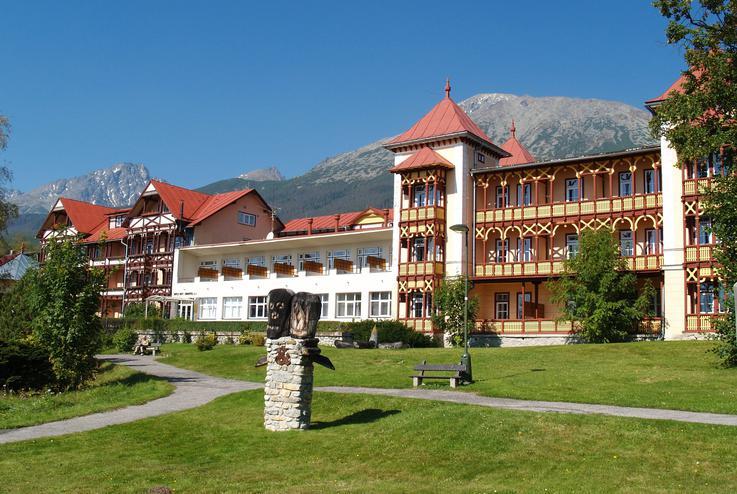 Lázeňský hotel Branisko***