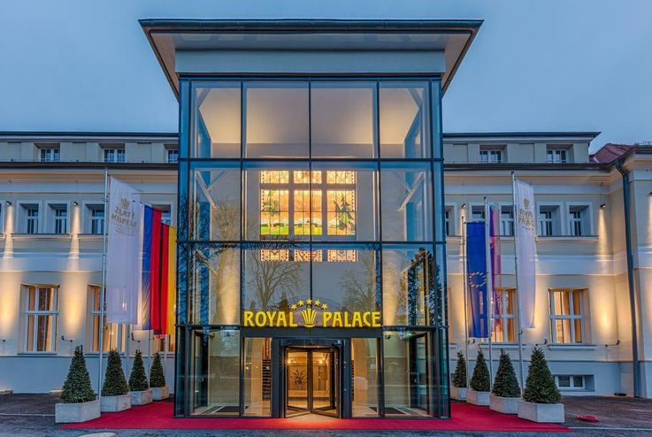 Hotel Royal Palace*****